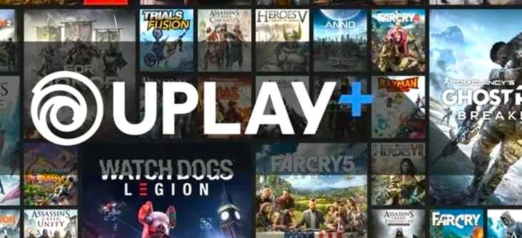 Uplay+ by Ubisoft